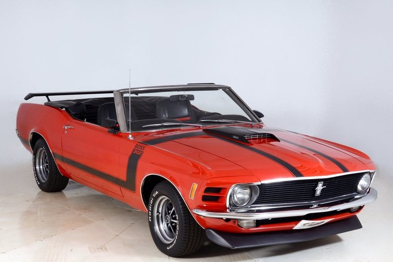 1970 Ford Mustang Image 88