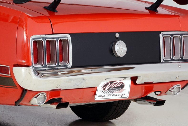 1970 Ford Mustang Image 89
