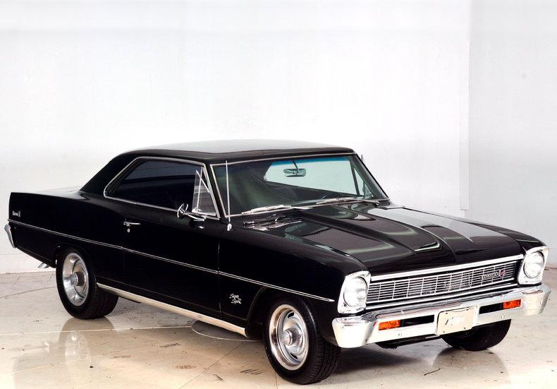 1966 Chevrolet Nova Image 59