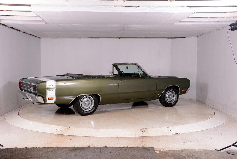 1969 Dodge Dart Image 3