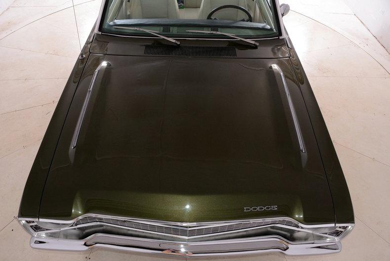 1969 Dodge Dart Image 9