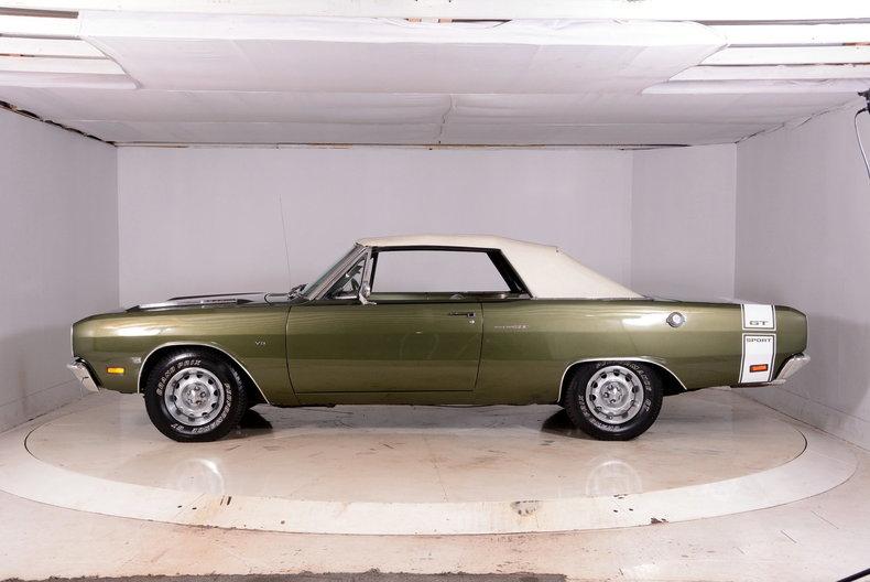 1969 Dodge Dart Image 41