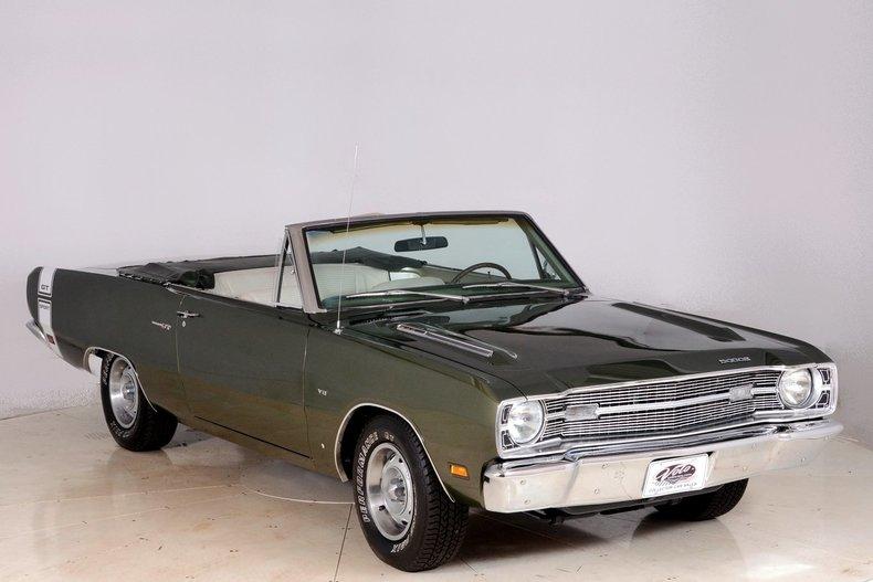 1969 Dodge Dart Image 67