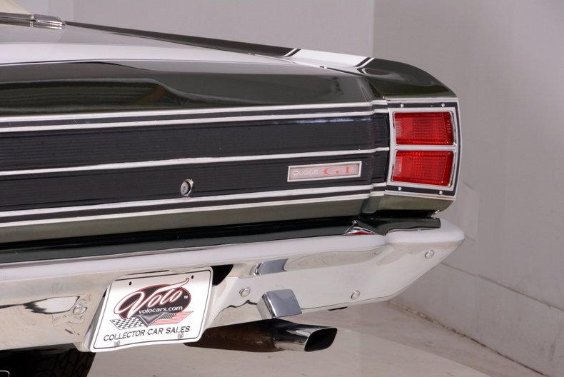 1969 Dodge Dart Image 68
