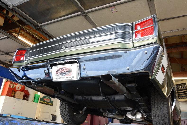 1969 Dodge Dart Image 93
