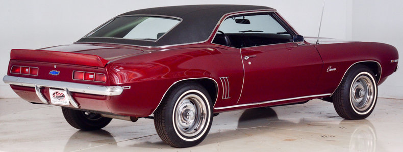 1969 Chevrolet Camaro Image 3