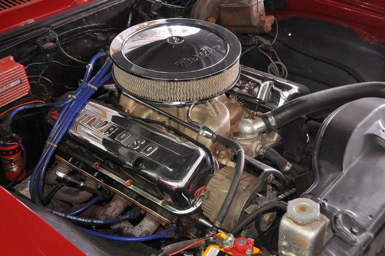 1972 Chevrolet Nova Image 28