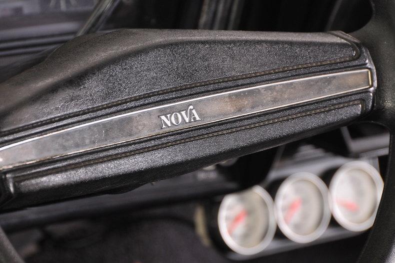 1972 Chevrolet Nova Image 51