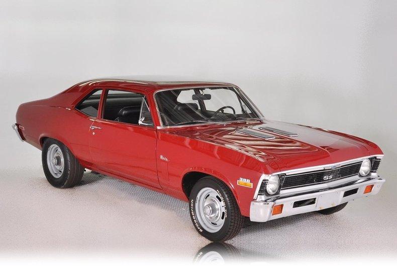 1972 Chevrolet Nova Image 58