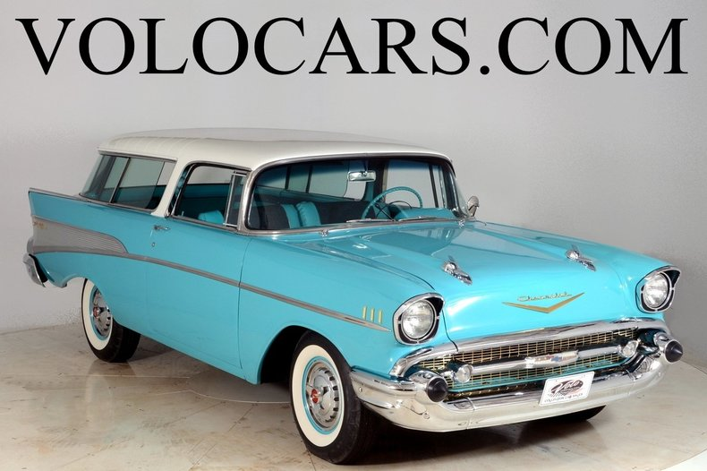 1957 Chevrolet Nomad Image 1