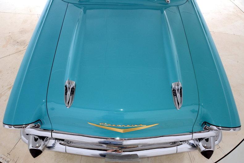 1957 Chevrolet Nomad Image 5