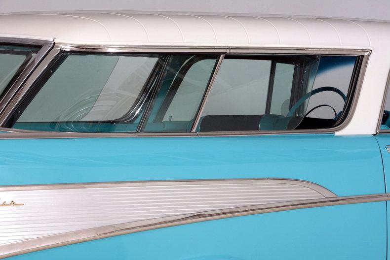 1957 Chevrolet Nomad Image 8