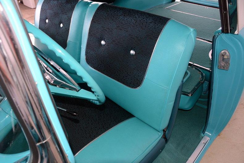 1957 Chevrolet Nomad Image 13