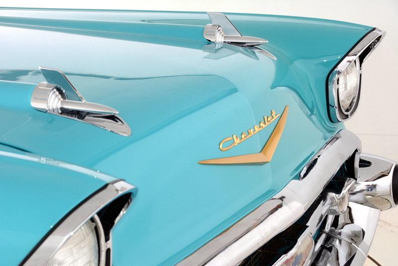 1957 Chevrolet Nomad Image 14