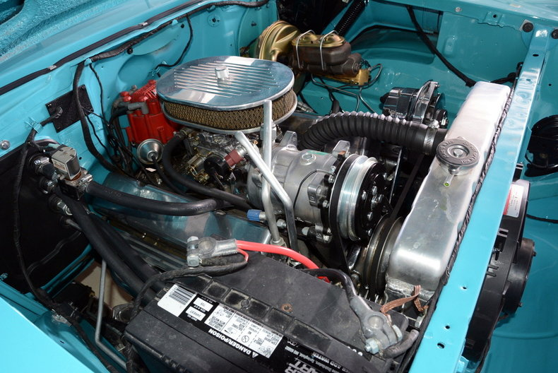 1957 Chevrolet Nomad Image 21