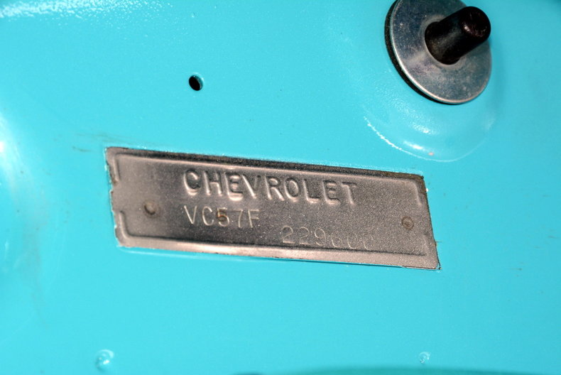 1957 Chevrolet Nomad Image 22