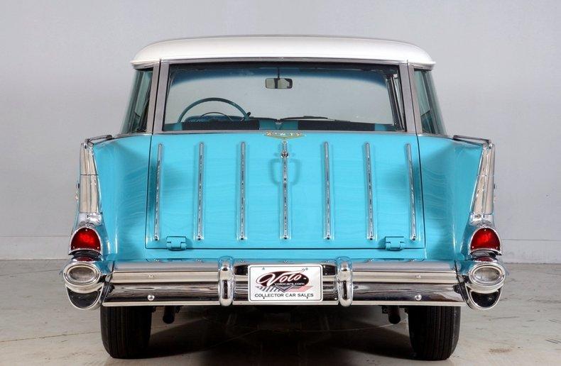 1957 Chevrolet Nomad Image 25