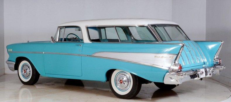 1957 Chevrolet Nomad Image 33