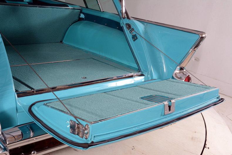 1957 Chevrolet Nomad Image 35