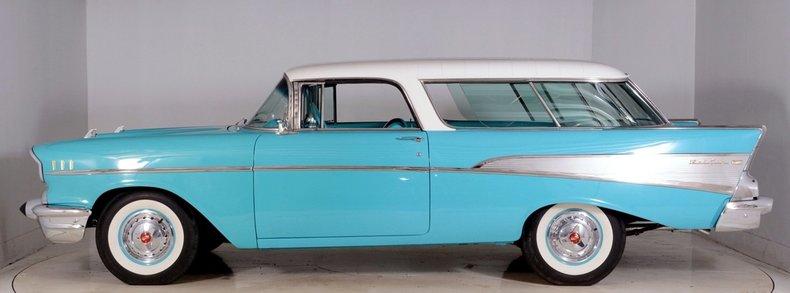 1957 Chevrolet Nomad Image 41