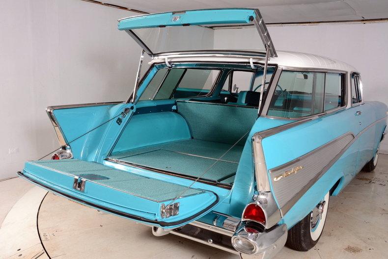 1957 Chevrolet Nomad Image 51