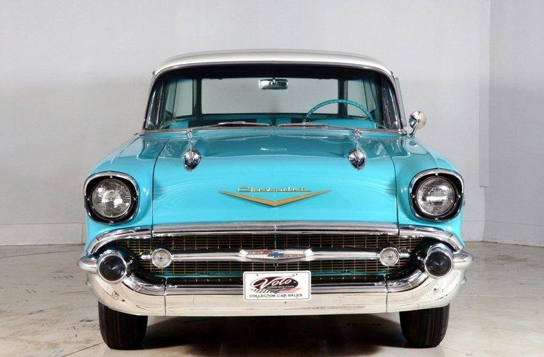 1957 Chevrolet Nomad Image 57