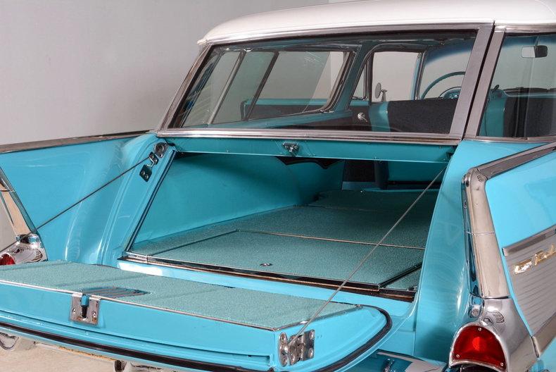 1957 Chevrolet Nomad Image 66