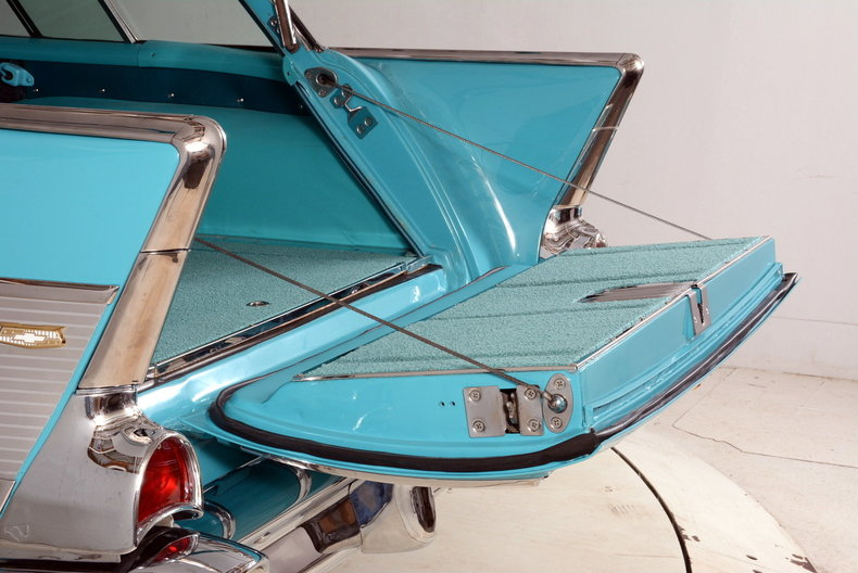 1957 Chevrolet Nomad Image 68