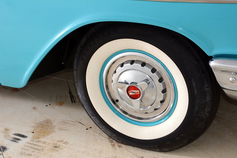 1957 Chevrolet Nomad Image 74