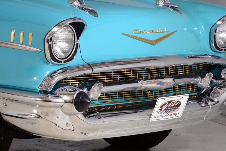 1957 Chevrolet Nomad Image 76