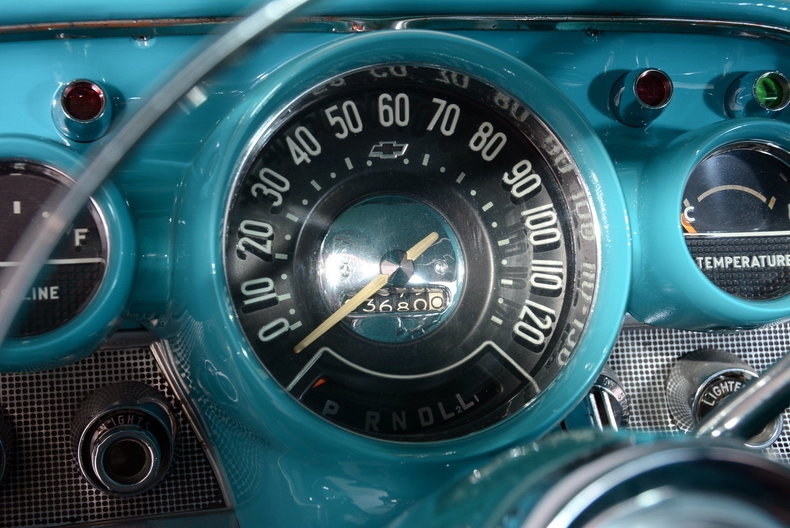 1957 Chevrolet Nomad Image 79