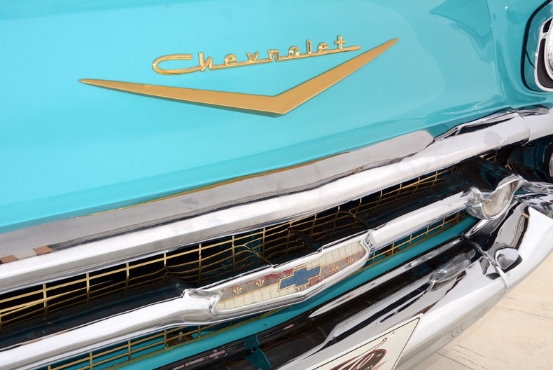 1957 Chevrolet Nomad Image 81