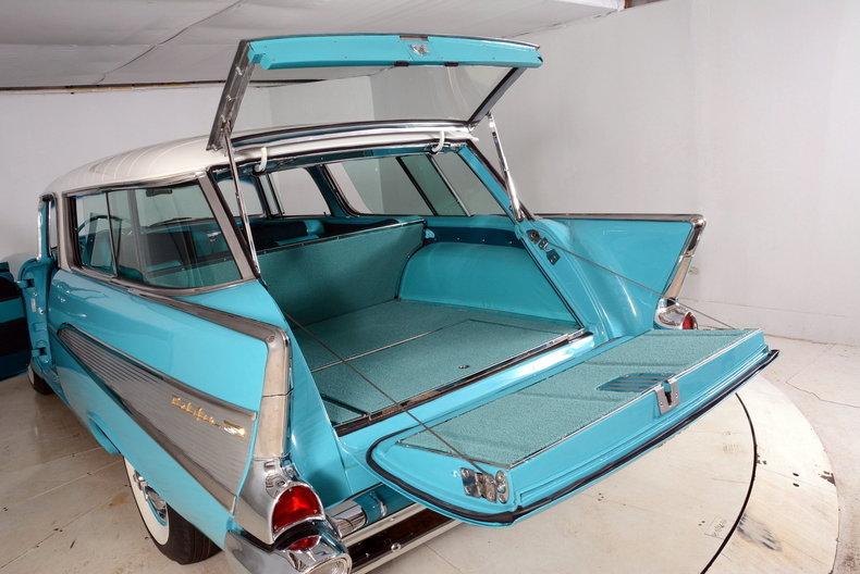 1957 Chevrolet Nomad Image 83