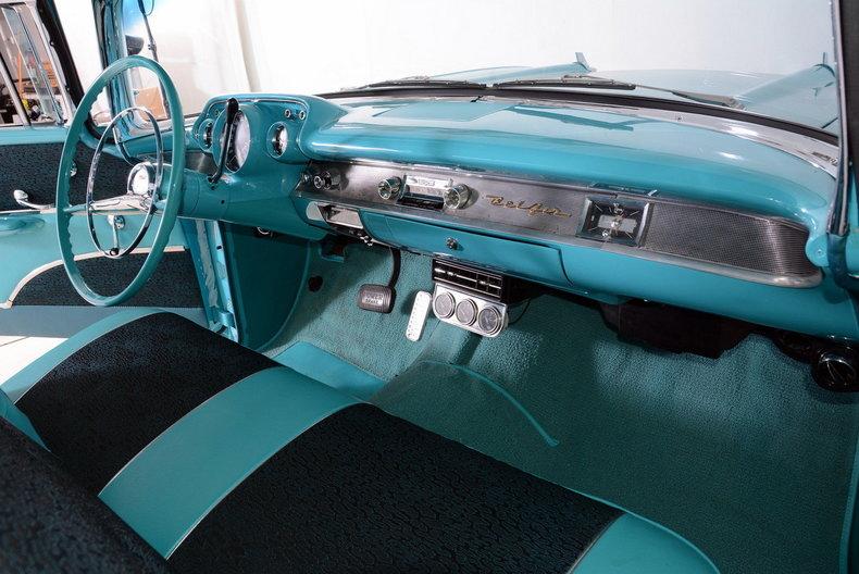 1957 Chevrolet Nomad Image 84