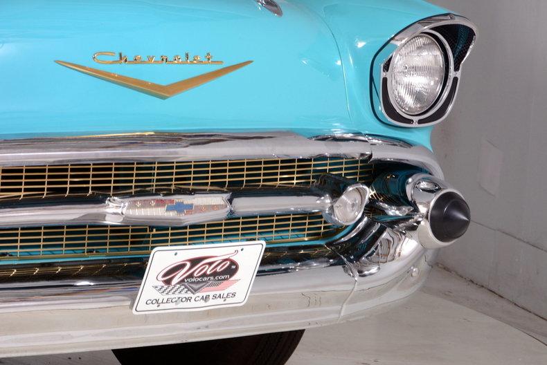 1957 Chevrolet Nomad Image 85