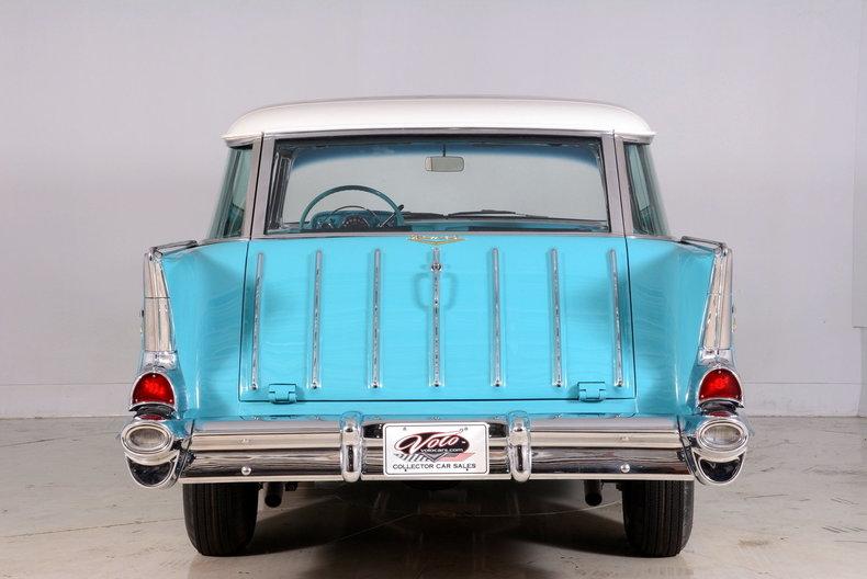 1957 Chevrolet Nomad Image 86