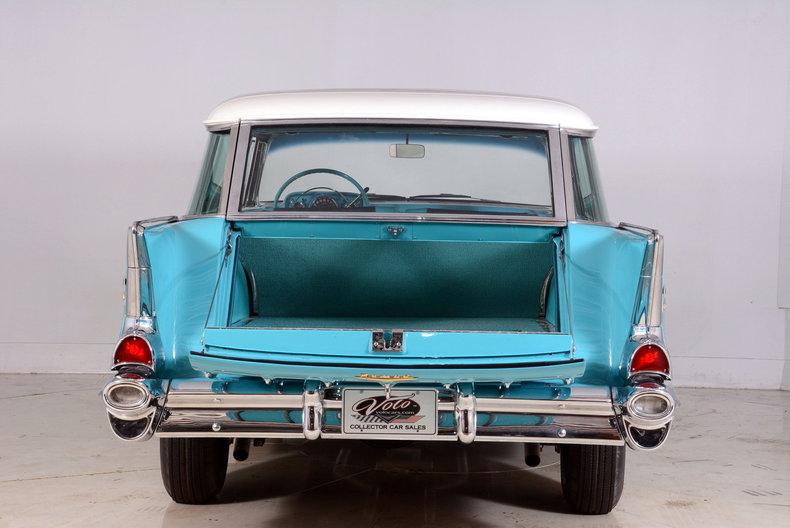 1957 Chevrolet Nomad Image 87