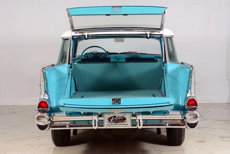 1957 Chevrolet Nomad Image 88