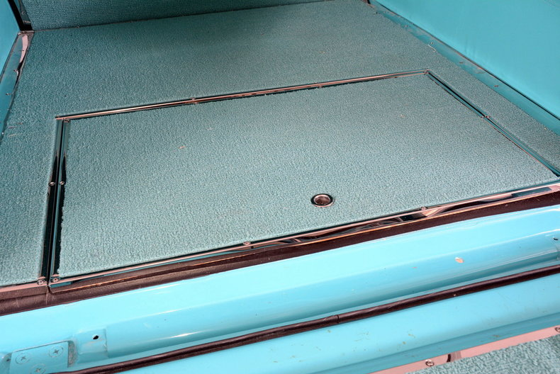 1957 Chevrolet Nomad Image 90