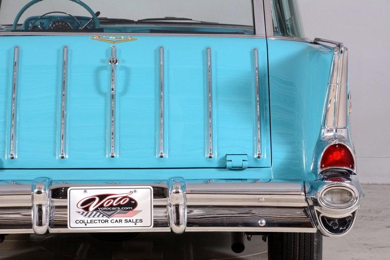 1957 Chevrolet Nomad Image 93