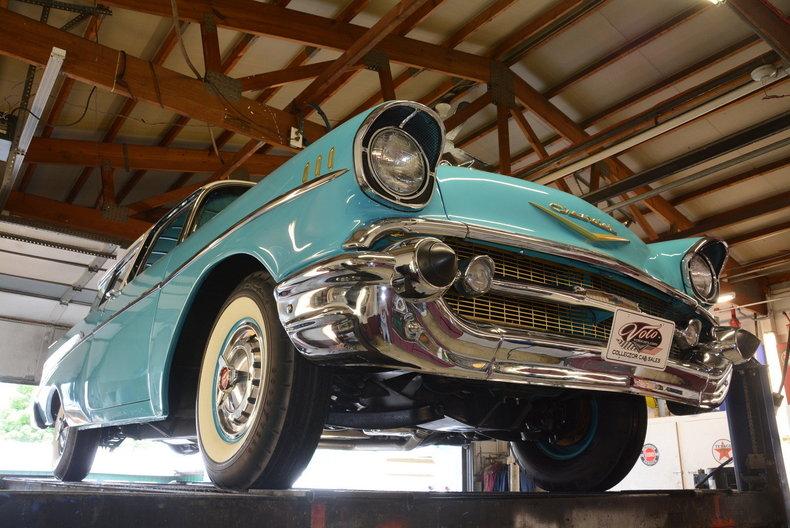 1957 Chevrolet Nomad Image 95