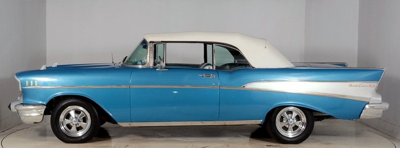 1957 Chevrolet Bel Air Image 41