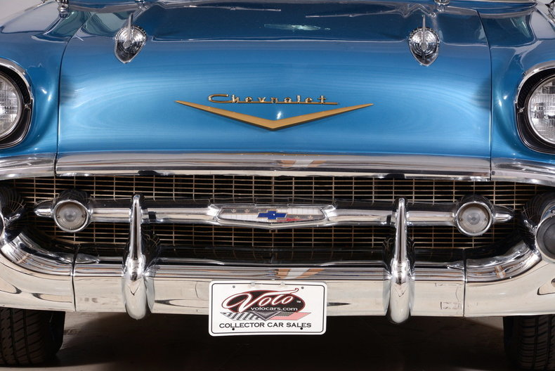 1957 Chevrolet Bel Air Image 42