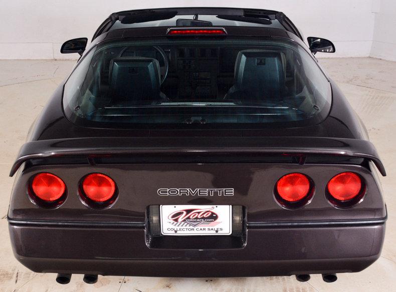 1989 Chevrolet Corvette Image 58