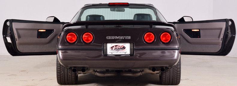 1989 Chevrolet Corvette Image 21