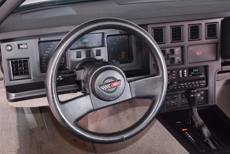 1989 Chevrolet Corvette Image 13