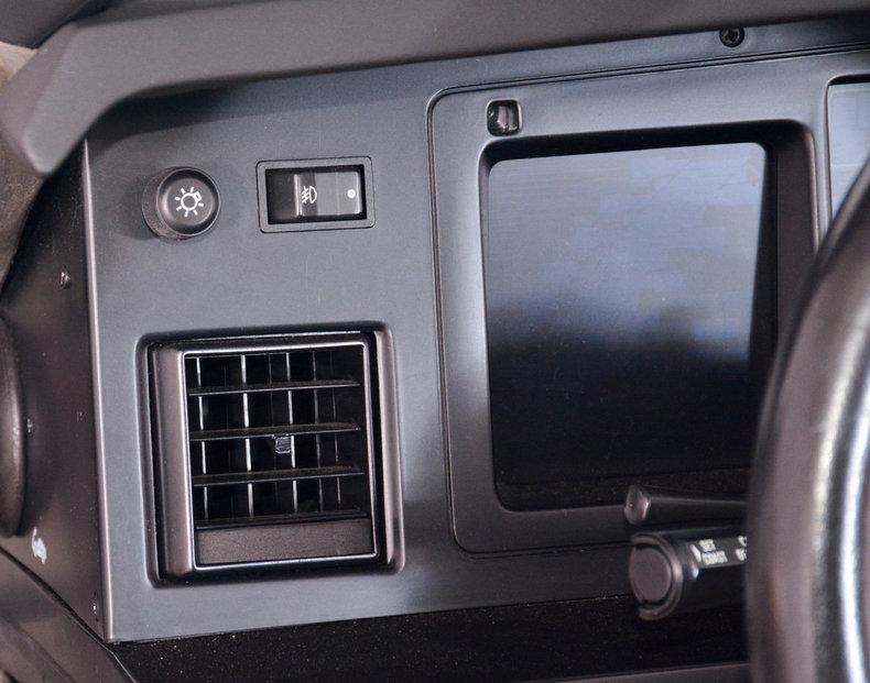1989 Chevrolet Corvette Image 24