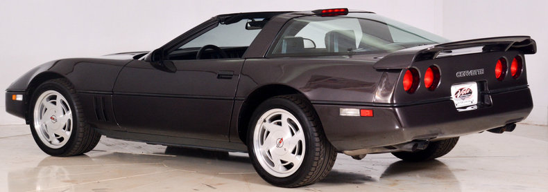 1989 Chevrolet Corvette Image 43