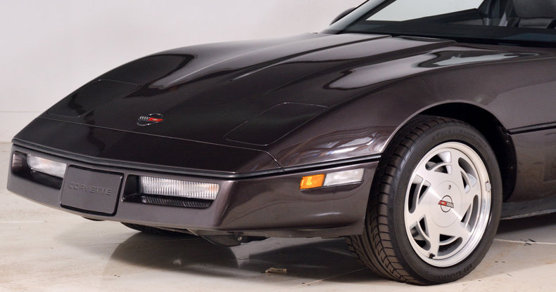 1989 Chevrolet Corvette Image 52