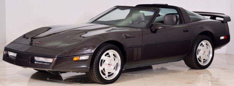 1989 Chevrolet Corvette Image 51